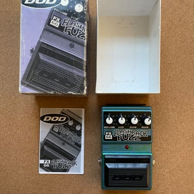 DOD FX66 Flashback Fuzz (Made in USA)