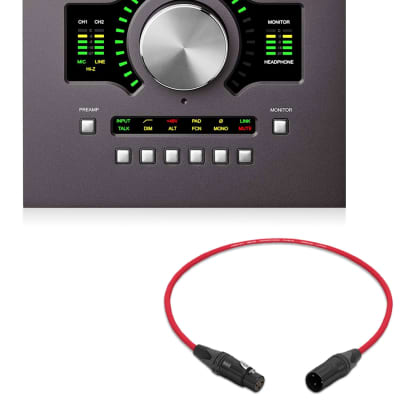 Universal Audio Apollo Twin MK II DUO | Thunderbolt Interface | Pro Audio LA