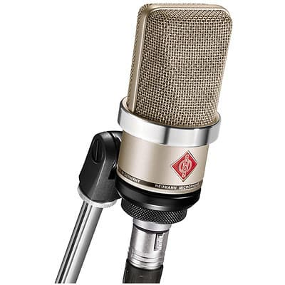 Neumann TLM 102 Large-Diaphragm Studio Condenser Microphone - Nickel