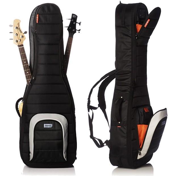 87280e44628 Mono M80 Series Dual Bass Hybrid Gig Bag Case for 2 Bass | Reverb