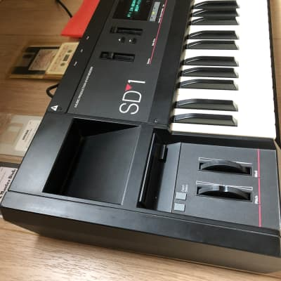 Ensoniq SD-1 1990 + last os + goodies