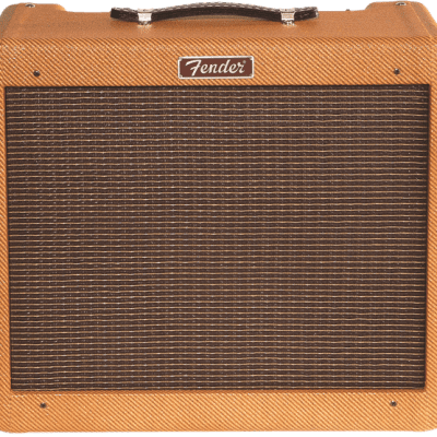 Fender Blues Junior Tweed Lacado