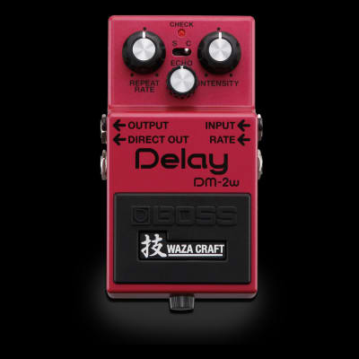 Boss DM-2W Waza Craft Special Edition Delay