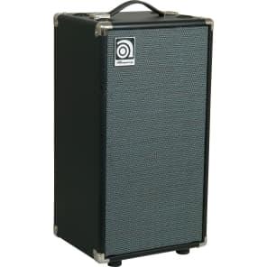 """Ampeg SVT-210AV Classic Series 200-Watt 2x10"""" Bass Speaker Cabinet"""