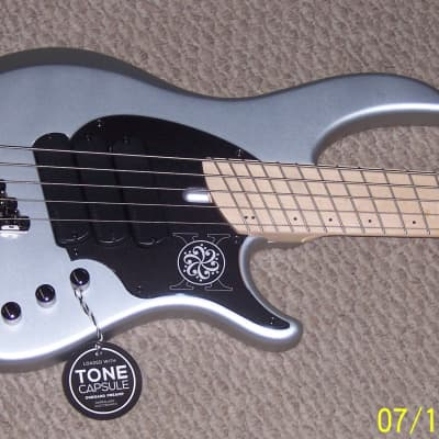 Dingwall NG-3 ...  5 string Dark Glass 10th  anniversary for sale