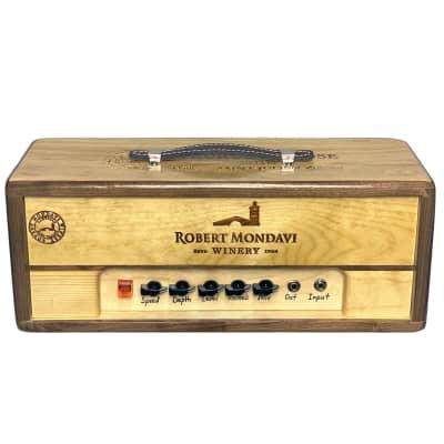 Ashen Revibe Tube Reverb & Harmonic Vibrato/Tremolo Unit for sale