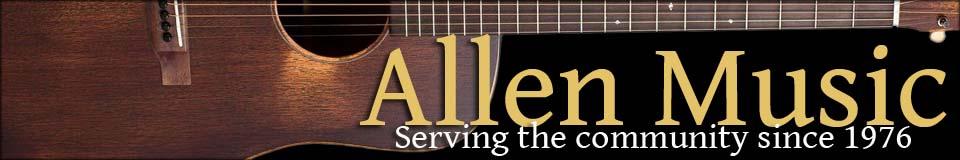 AllenMusicShop