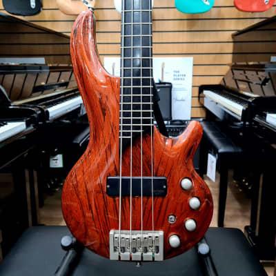 Cort Curbow 4 Bass Guitar Mystic Orange | 80133708 | Sherwood Phoenix for sale