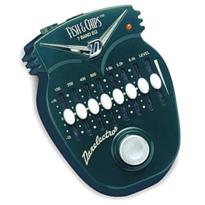 Danelectro Fish & Chips 7-Band EQ Pedal for sale