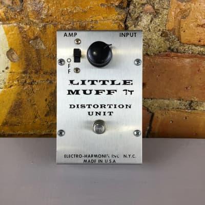 Electro-Harmonix Little Muff c. 1970 Triangle Era