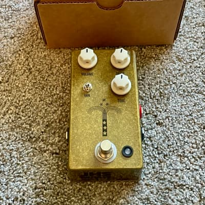 Mint Condition JHS Morning Glory V4 Overdrive Pedal