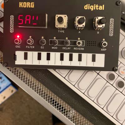 Korg Nu:Tekt NTS-1 Digital Kit ASSEMBLED WITH ALL PLUGINS