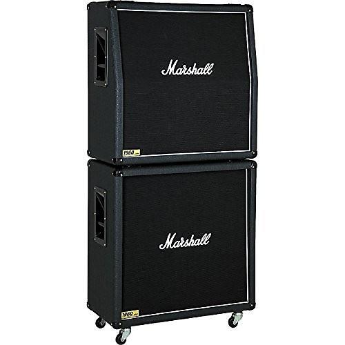 marshall 1960a 300 watt 4x12 inch angled guitar extension reverb. Black Bedroom Furniture Sets. Home Design Ideas