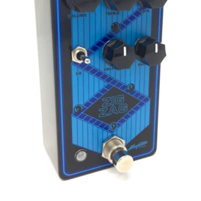 Magnetic Effects Zig Zag PreAmp Overdrive