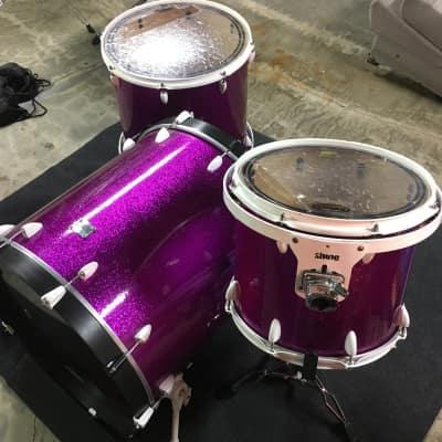 Shine Custom 3-Piece Kit Pink Sparkle