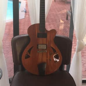 Artinger semi hollow arch top 2010 for sale