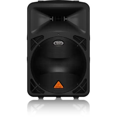 Behringer EUROLIVE B615D Active 2-Way 1500-Watt PA Speaker System