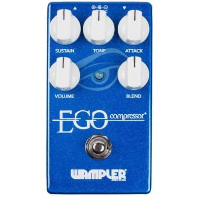 Wampler Ego Compressor Pedal, Warehouse Resealed