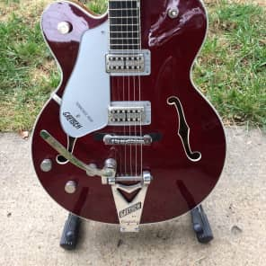 Gretsch G6119LH Chet Atkins Tennessee Rose Left-Handed 2007 - 2016