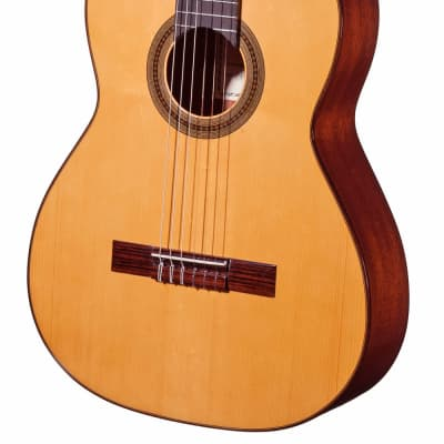 Spanish Classical Guitar VALDEZ MODEL E - solid spruce top for sale