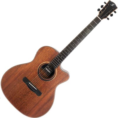 Merida Extrema GACE Mahogany Electro Acoustic Guitar - Natural for sale