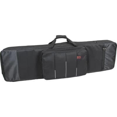 Kaces KB-15 Xpress Series 88-Key Slim Keyboard Bag for Casio Privia PX-160, PX-360 or Similar