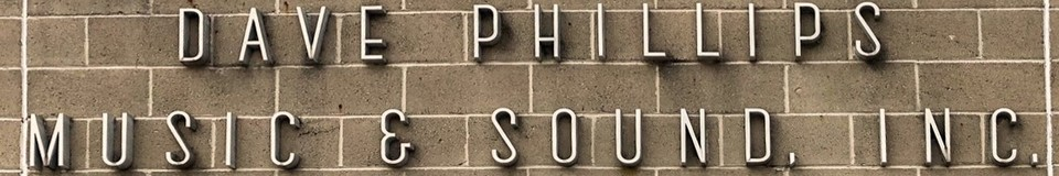 Dave Phillips Music & Sound