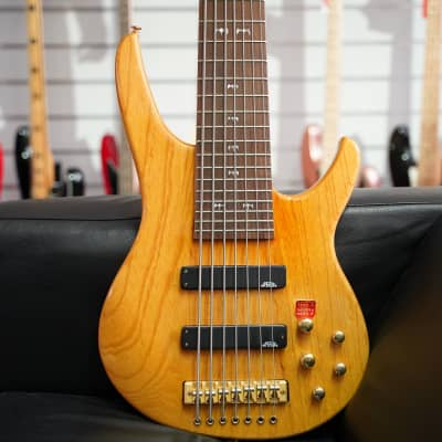 Silver Star 7String Bass MIK for sale