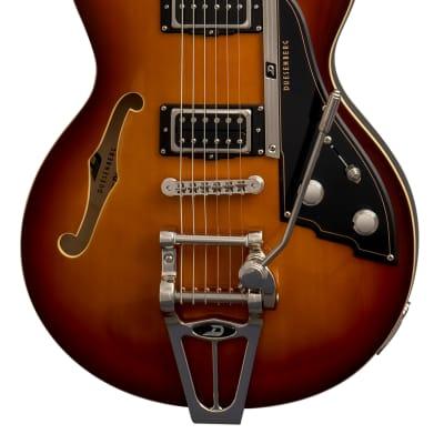 Duesenberg Starplayer TV  Vintage Burst E-Gitarre