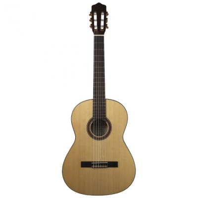 Kremona Rosa Diva Flamenco Classical Acoustic Guitar w/ HardCase - HAND MADE IN BULGARIA for sale