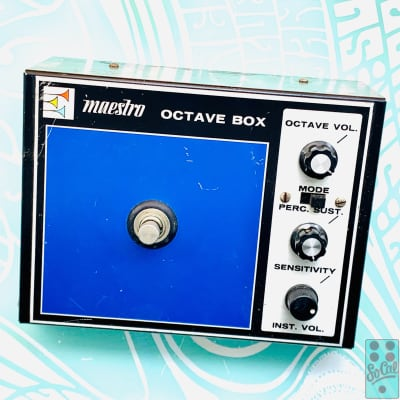 Maestro Octave Box! for sale