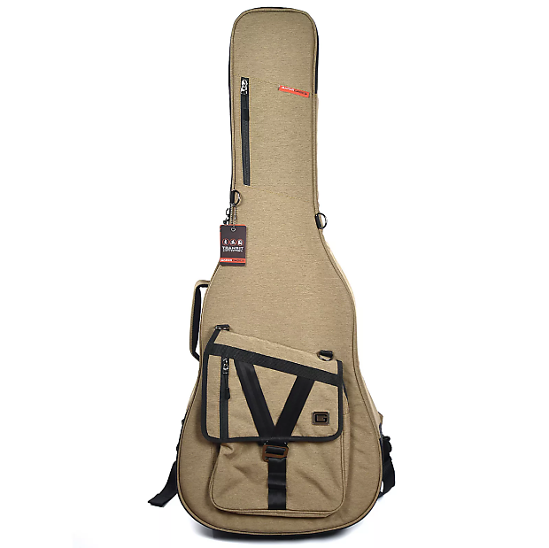 Gator Gt Acoustic Tan Transit Series Guitar Gig Bag