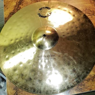 "Paiste 20"" Sound Formula Power Ride Cymbal"