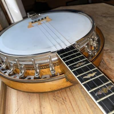 Maybell Slingerland/Maybell Vintage Banjo 1920's 1920s birdseye maple for sale
