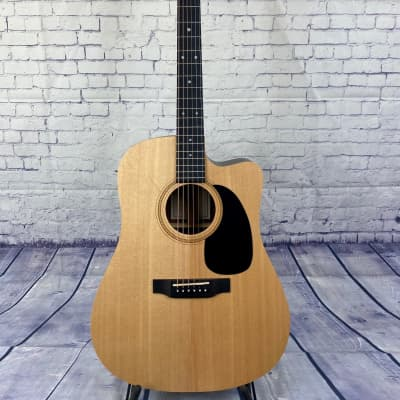 Sigma DTCE Acoustic Guitar w/ Solid Sitka Spruce Top Cutaway & Pickup for sale