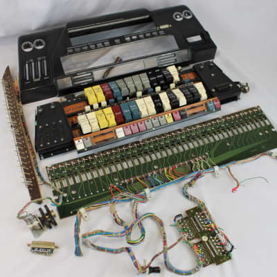 Farfisa Accordion Parts - Electronic Components and Grill