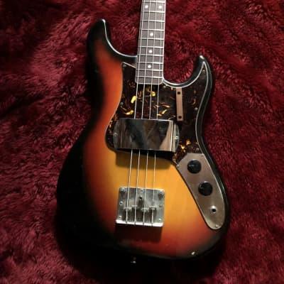 c. 1960s〜70s Guyatone EB-25 MIJ Vintage Bass JB Style