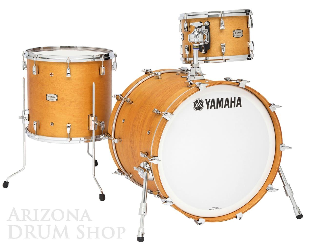 Yamaha absolute hybrid maple 3pc drum shell pack vintage for Yamaha dealer az