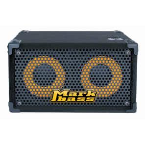 "Markbass MBL100041 Traveler 102P Rear-Ported Compact 2x10"" Bass Speaker Cabinet - 8 Ohm"