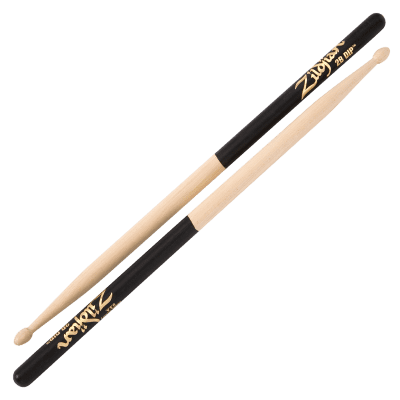 Zildjian 2BWD Dip Series 2B Wood Tip Drum Sticks