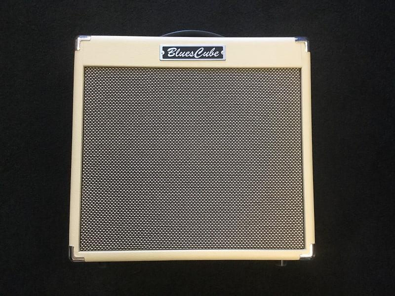 roland blues cube hot 30 watt 1x12 combo amp vintage reverb. Black Bedroom Furniture Sets. Home Design Ideas