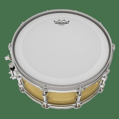 """Remo 14"""" Powerstroke 4 Coated Snare Drum Head w/ Video Link"""