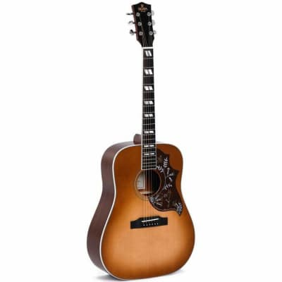 Sigma DM-SG5 Hummingbird Acoustic Electric Guitar for sale