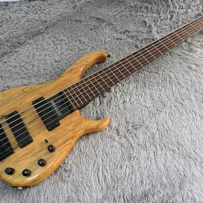 Modulus Quantum Graphite Neck 6 String Bass 2002 Gloss Finish for sale