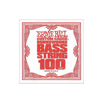 Ernie Ball 1697 100 Bass String