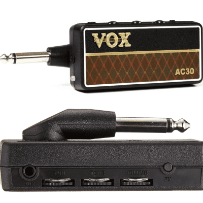 Vox amPlug AC-30 Battery-Powered Guitar Headphone Amplifier