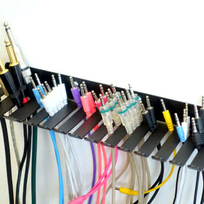 Konstant Lab - Wall Patch Cable Holder