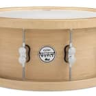 """PDP  Thick wood hoop snare drum 14"""" x 6 1/2 image"""