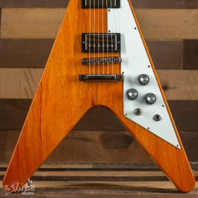Gibson Flying V, Antique Natural for sale