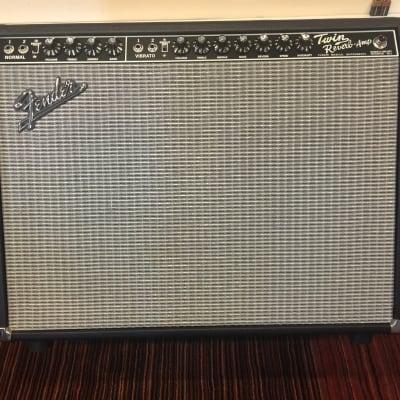 "Fender '65 Twin Reverb Reissue 85-Watt 2x12"" Guitar Combo"